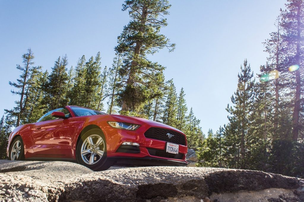 ford mustang eco boost
