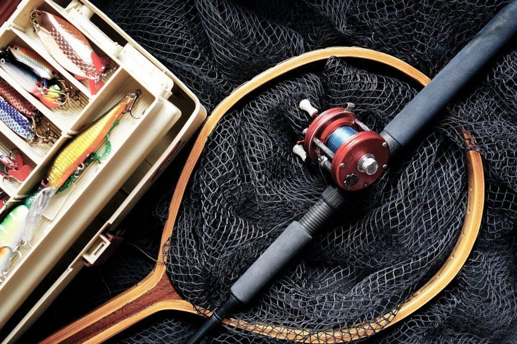 appât de pêche