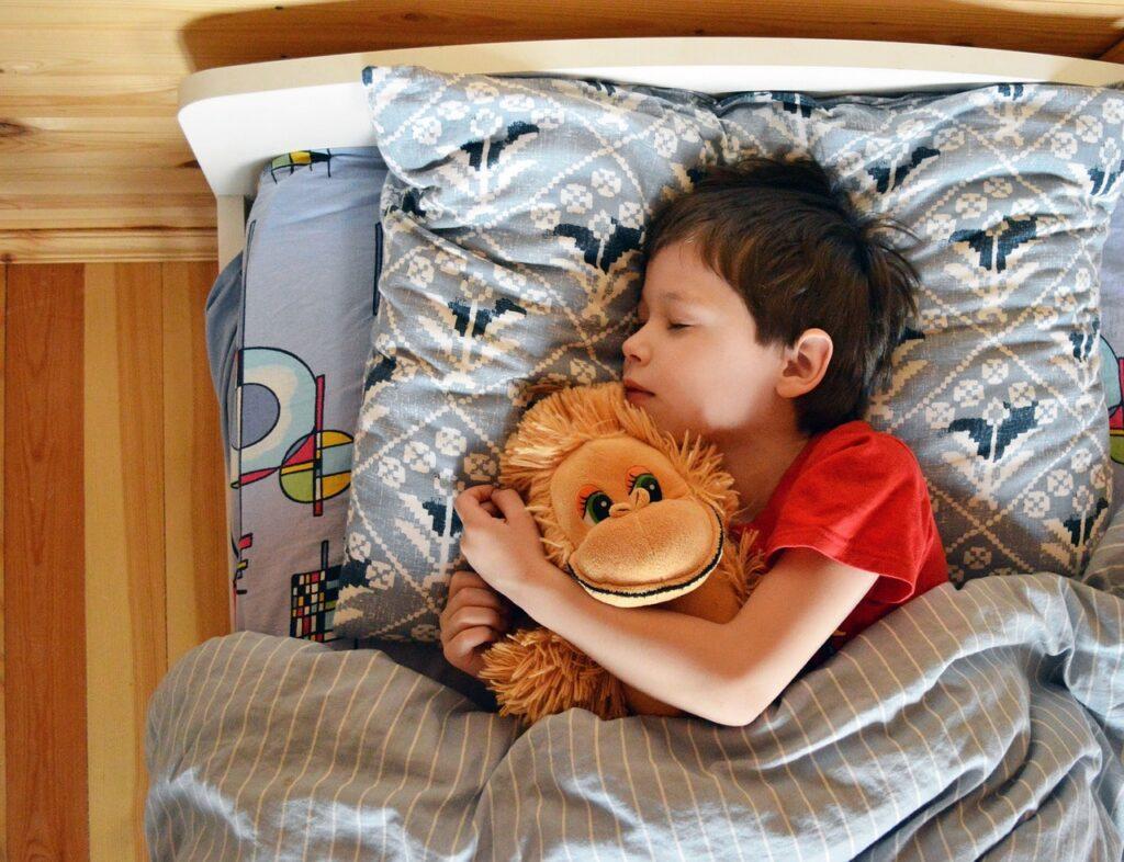 lit enfant de 6 ans